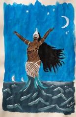 Yemanyá, Reina de la Mar